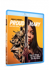 Proud Mary: Asasina / Proud Mary - BLU-RAY