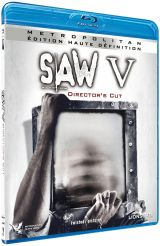 Puzzle mortal V / Saw V - BLU-RAY