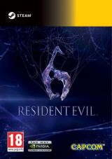 RESIDENT EVIL 6 - PC (STEAM CODE)
