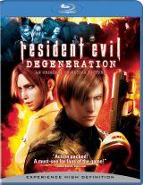 Resident Evil: Decaderea / Resident Evil: Degeneration - BLU-RAY