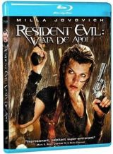 Resident Evil: Viata de apoi / Resident Evil: Afterlife - BLU-RAY