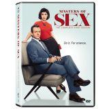 Sexul: Instinct sau Pasiune? / Masters of Sex - Sezonul 1 - DVD (4 discuri)