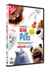 Singuri acasa / The Secret Life of Pets - DVD