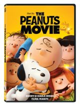 Snoopy si Charlie Brown: Filmul Peanuts / The Peanuts Movie - DVD