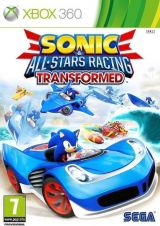 SONIC ALL STARS RACING TRANSFORMED CLASSICS - XBOX360