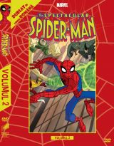 Spectacular Spider-Man: Volumul 2  - DVD