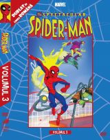 Spectacular Spider-Man: Volumul 3  - DVD