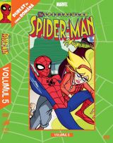 Spectacular Spider-Man: Volumul 5  - DVD