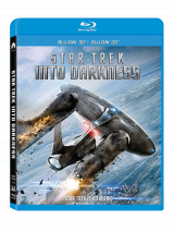 Star Trek: In intuneric / Star Trek Into Darkness - BD combo (2D+3D)