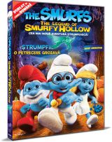 Strumpfii (Strumfii): O petrecere grozava / The Smurfs: The Legend of Smurfy Hollow - DVD
