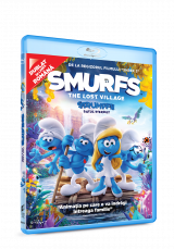 Strumpfii (Strumfii): Satul pierdut / Smurfs: The Lost Village - BLU-RAY
