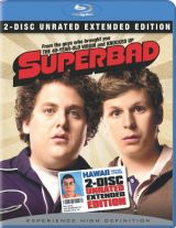 Super-rai / Superbad (2 Disc Unrated Extended Edition) - BLU-RAY