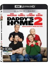 Tata in razboi cu... tata 2 / Daddy's Home 2 - UHD 2 discuri (4K Ultra HD + Blu-ray)
