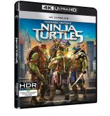 Testoasele Ninja / Teenage Mutant Ninja Turtles - UHD 1 disc (4K Ultra HD)
