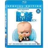 The Boss Baby: Cine-i sef acasa? - BLU-RAY 3D + BLU-RAY