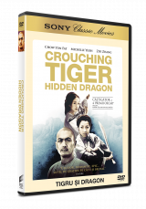 Tigru si Dragon / Crouching Tiger, Hidden Dragon - DVD
