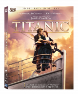 Titanic 3D - BLU-RAY 3D + 2D