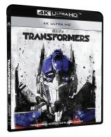 Transformers 1: Razboiul lor in lumea noastra / Transformers - BD 1 disc (4K Ultra HD)
