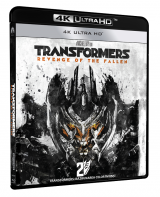 Transformers 2: Razbunarea celor invinsi / Transformers 2: Revenge of the Fallen - BD 1 disc (4K Ultra HD)