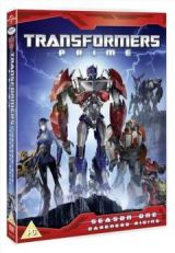 Transformers Prime: Sezonul 1, Disc 1 - DVD