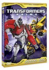 Transformers Prime: Sezonul 1, Disc 2 - DVD