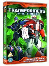 Transformers Prime: Sezonul 1, Disc 3 - DVD