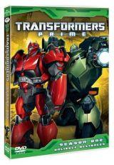 Transformers Prime: Sezonul 1, Disc 4 - DVD