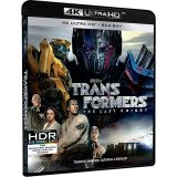 Transformers 5: Ultimul Cavaler / Transformers: The Last Knight - BD 2 discuri (4K Ultra HD + Blu-ray)