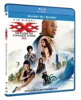 Triplu X 3: Intoarcerea lui Xander Cage / XXX: The Return of Xander Cage - BD combo (3D+2D)