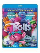 Trolii / Trolls - BLU-RAY