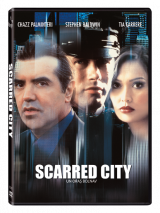 Un oras bolnav / Scarred City - DVD