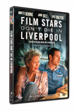 Vedetele nu mor in Liverpool / Film Stars Don't Die in Liverpool - DVD
