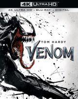 Venom - UHD 2 discuri (4K Ultra HD + Blu-ray)