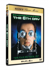 Ziua a 6-a / The 6th Day - DVD
