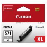 CANON CLI-571XLGY GREY INKJET CARTRIDGE