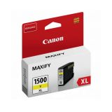 CANON PGI1500XLY YELLOW INKJET CARTRIDGE