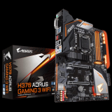 MB GIGABYTE H370 AORUS GAMING 3 WIFI