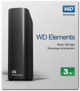 EHDD 3TB WD 3.5