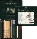 Pitt Monochrome 21 bucati Faber - Castell