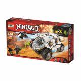 LEGO NINJAGO Vehiculul lui Zane 70588