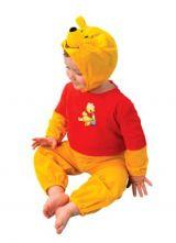 Costum baieti Winnie the Pooh - I