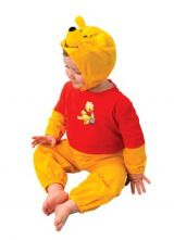 Costum baieti Winnie the Pooh - T