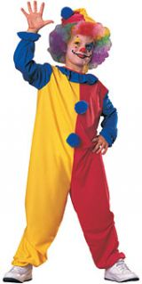 Costum baieti Clown marimea S