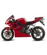 1:18 Moto fara stand - Triunph Daytona 675