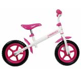Bicicleta fara pedale pentru fetite