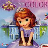 Carte de colorat Printesa Sofia