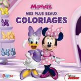 Carte de colorat Minnie