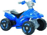 ATV electric albastru 6V 1,3 AH