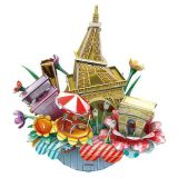 PUZZLE 3D - CBF3 - City Scape-Paris