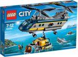 LEGO CITY Elicopter pentru expeditii 60093